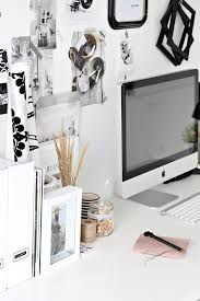 mynewhome march 2013 black white home office cococozy 5