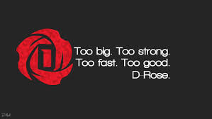 derrick rose wallpaper quotes. Quotes Derrick Rose Wallpaper For