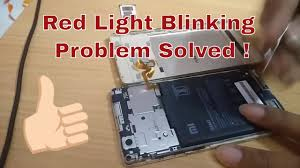 How To Fix Dead Battery In Redmi Phones Red Light Blinking While Charging