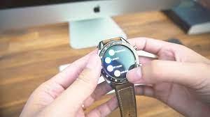 Review đồng hồ thông minh L7 Gomhang.vn - YouTube