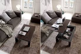 metrino height adjustable coffee table