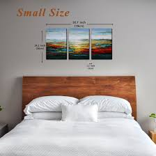 Small Picture Amazoncom Asmork Canvas Oil Paintings Abstract Wall Art