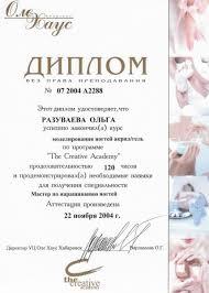 Дипломы и сертификаты мастеров ногтевого сервиса Дипломы и  Моделирование ногтей акрил гель