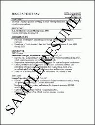 resume examples for jobs best business template examples resumes for jobs