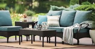 Outdoor patio furniture cover Modern Patio Seating Sets Nextlevelbaseballusacom Patio Furniture Outdoor Living Patio True Value True Value