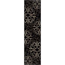 better homes and gardens iron fleur area rug. Plain Fleur Orian Better Homes And Gardens Iron Fleur Area Rug Or Runner To And O
