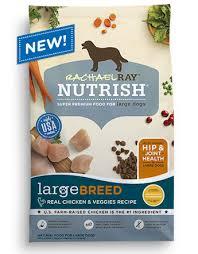Nutrish Natural Dog Food Real Chicken Veggies Recipe