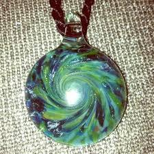glass blown pendants a glass blown pendant from hand blown glass blown glass pendants glass blown