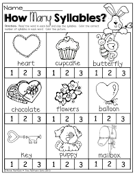 Counting syllables | Educational | Pinterest | Syllable, Math and ...