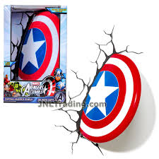 Avengers Assemble Night Light Pin On Products