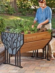 elevated raised garden beds. Classy Idea Elevated Gardens Interesting Design Raised Garden Beds