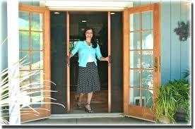hinged patio door with screen. Anderson Slider Screen Doors Retractable For Patio Door Andersen  Replacement . Hinged With N