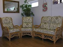 Modern Conservatory Furniture Gorgeous Cane Conservatory Furniture CUSHIONS ONLY Full Suite Bamboo