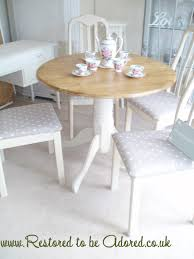 creative shabby chic pedestal dining table round shining best reclaimed wood and chairs norfolk teal kitchen