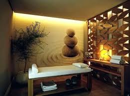 spa room decor ideas massage room decor
