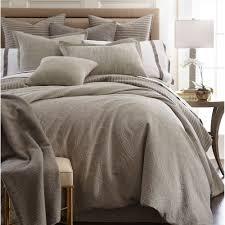 ada jacquard duvet cover grey