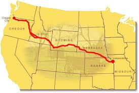 Maps Oregon National Historic Trail U S National Park