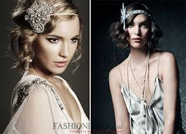 the great gatsby inspired faux bob tutorial