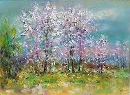 ioan popei spring landscape