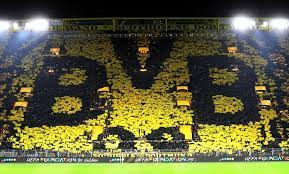 There is nothing quite like borussia dortmund's yellow wall. Hipster Corner The Yellow Wall