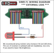 where to the std default wiring diagram of sim race f1 posted