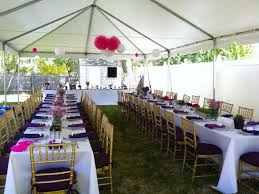 backyard engagement party decorations smartphone