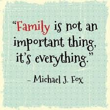 Family Time Quotes Simple Family Is Everything Family Quotes