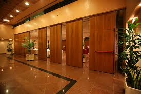 partitions sliding walls and manoeuvrable doors charming office plants