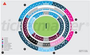 Sixers Game Seating Chart Perth Stadium Burswood Tickets Schedule Seating Chart