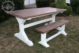 farmhouse table fht x chunky x base farmhouse table xbasespecialwalnut chunky x base farmhou