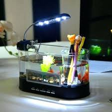 office desk fish tank.  Desk Office Desk Fish Tank With The Appearance In Addition  To Ease Tend Be E