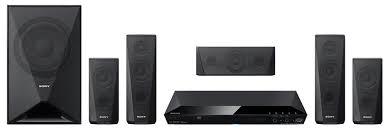 sony bravia home theater system 1000w. sony 5.1ch dvd home theatre system - dav-dz350 bravia theater 1000w v