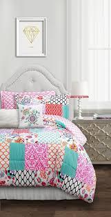 brookdale patchwork comforter set