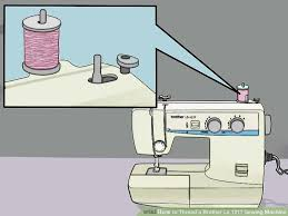 How To String A Sewing Machine