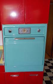 vintage general electric ge wall oven 1950 s 1 of 9only 1 available
