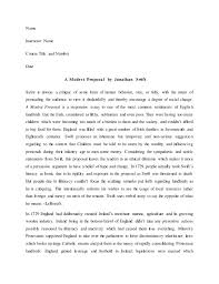 modest proposal essay co modest proposal essay