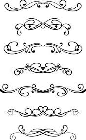Scroll Border Designs Simple Scroll Designs Could Use A Scroll Patterns Swirls