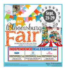 Grandstand Iowa State Fair Seating Chart Bloomsburg Fair 2018 By Press Enterprise Issuu