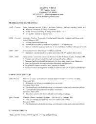 Interesting Math Tutor Resume Example With High School Math