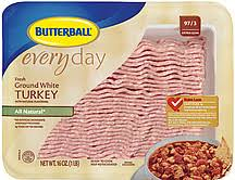 erball ground turkey