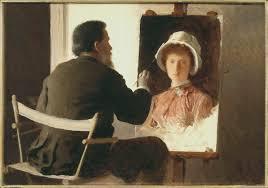 file ivan kramskoy kramskoy painting a portrait of his daughter 1884 oil