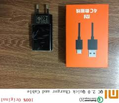 <b>Original XIAOMI Fast</b> Charger For Mi 4C 4S NOTE4 X Redmi 3S 3X ...