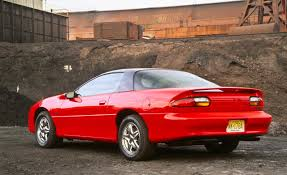 1999 Chevrolet Camaro related infomation,specifications - WeiLi ...