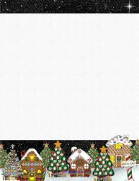 Christmas Letterhead Templates Free 24 Christmas Stationery Templates Free Download