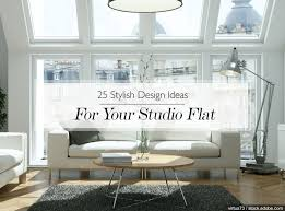 How Much Does An Interior Designer Cost 25 Stylish Design Ideas For Your Studio Flat The Luxpad