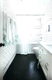 gray bathroom tile floor white bathroom floor tile white tile black grout bathroom floor