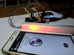 <b>RGB LED Controlled</b> by <b>Voice</b> (Arduino + Android) - Arduino Project ...