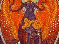 340 Baphomet <b>Goat</b> ideas   baphomet, <b>satanic</b> art, dark art