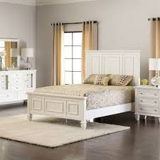 bedroom white furniture. this sandy beach master bedroom furniture collection is crafted to perfection with clean straight lines white