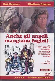 Anche Gli Angeli Mangiano fagioli (Ediz. Restaurata) - DVD: Amazon.it: Film  e TV